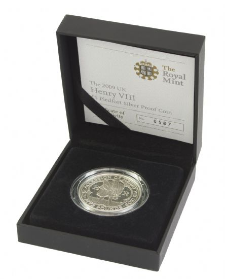 Piedfort Silver Proof Coins
